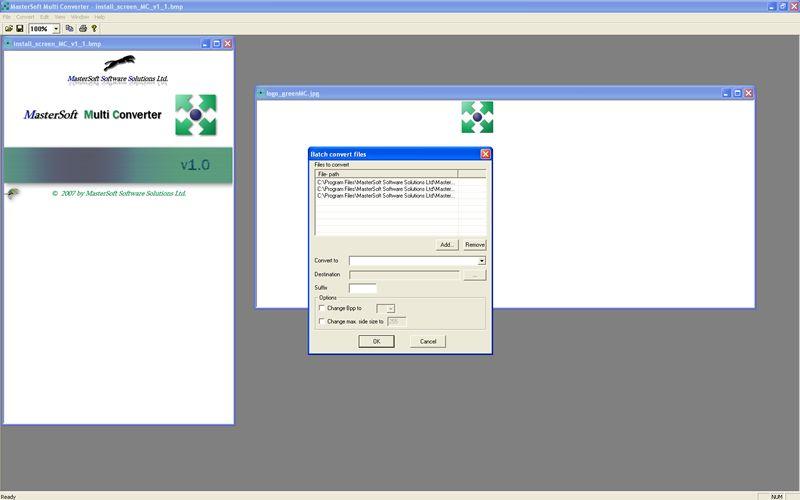 Vorschau MasterSoft Multi Converter - Bild 2