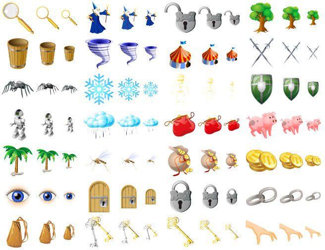 Vorschau Free Game Icons - Bild 2
