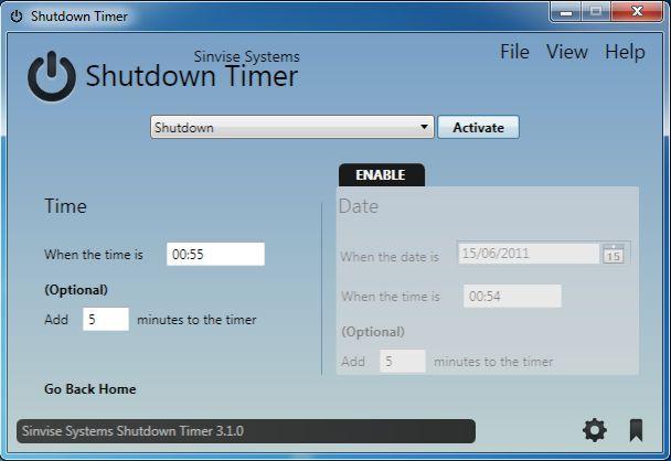 Vorschau Shutdown Timer - Bild 2