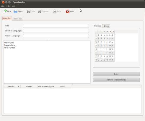 Vorschau OpenTeacher and OpenTeacher Portable - Bild 2