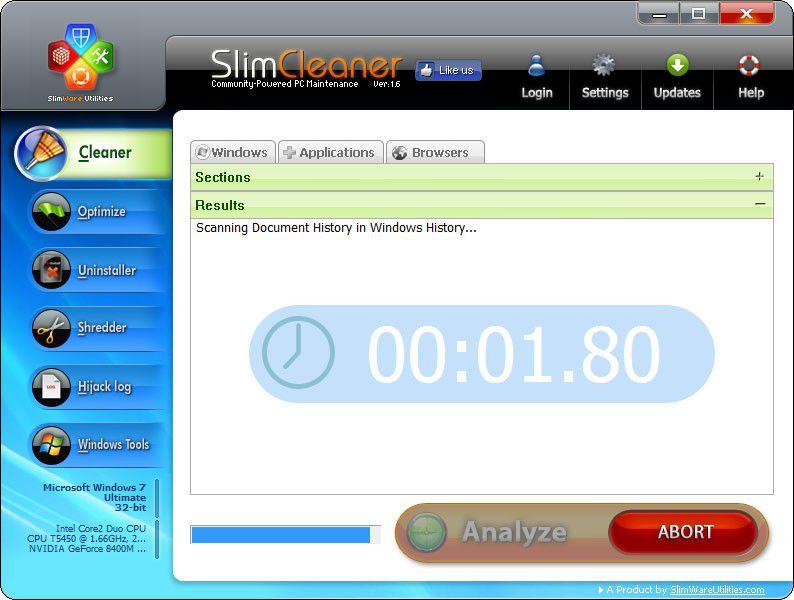Vorschau SlimCleaner - Bild 2