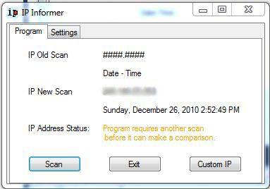 Vorschau IP Informer - Bild 2