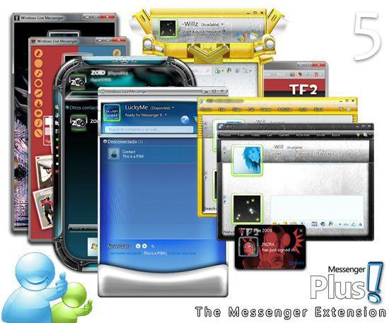 Vorschau Messenger Plus Live - Bild 2