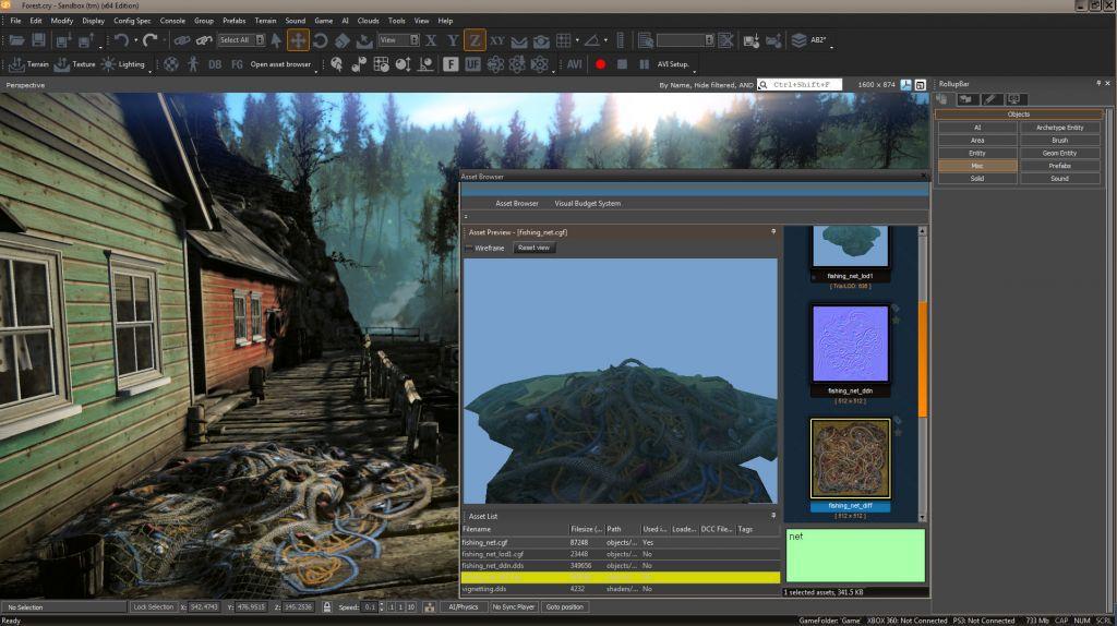 Vorschau CryEngine 3 SDK - Bild 2