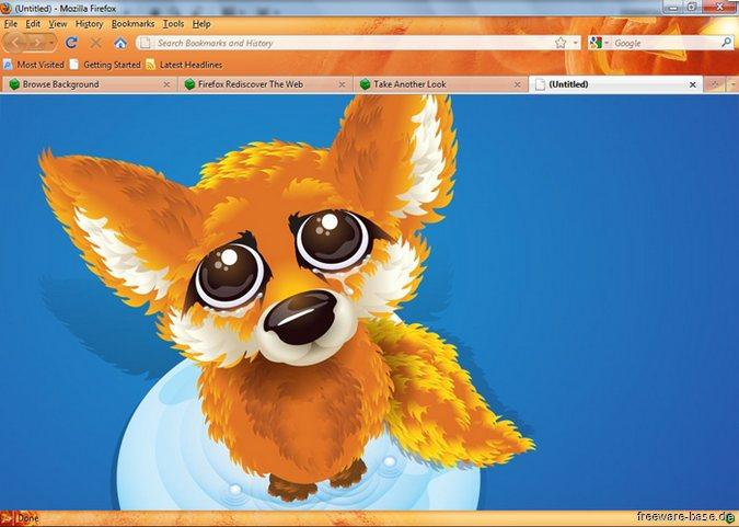 Vorschau Personas Rotator für Firefox - Bild 2