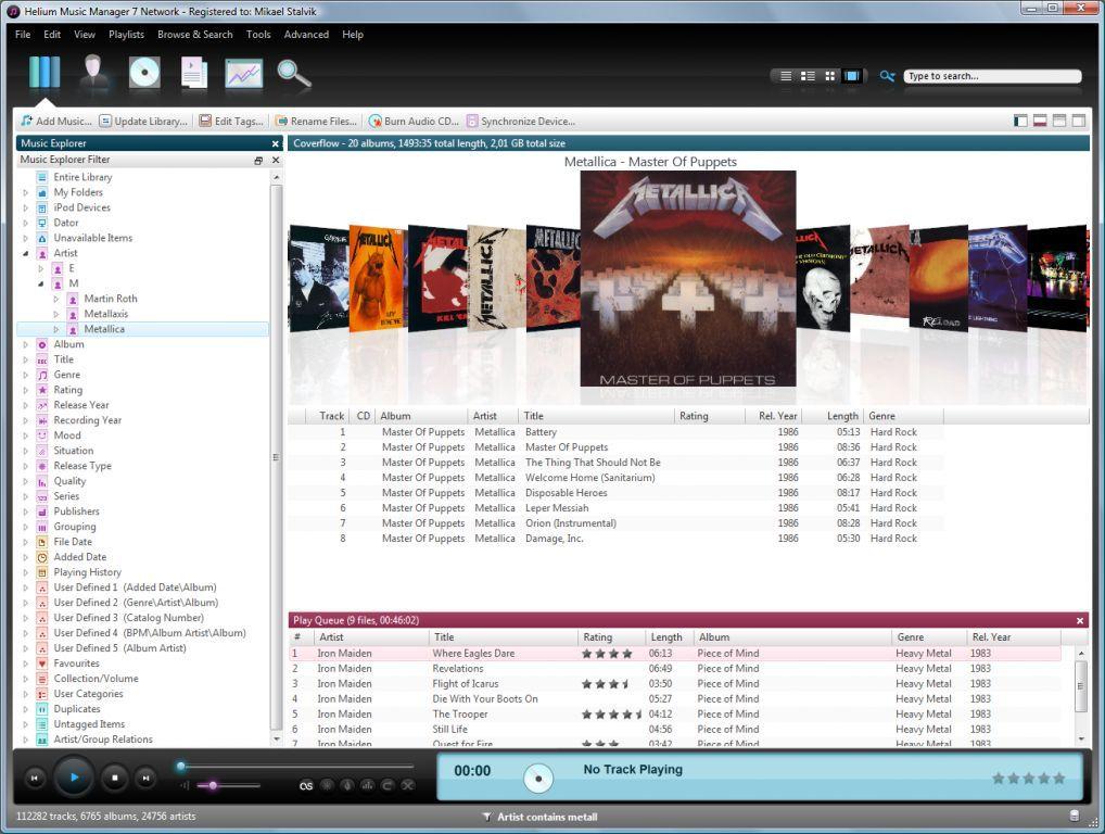 Vorschau Helium Music Manager - Bild 2
