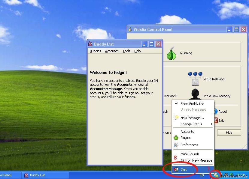 Vorschau Tor-Browser-Paket - Bild 2