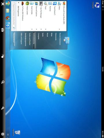 Vorschau TeamViewer HD iPad-App - Bild 2