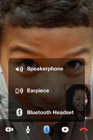 Vorschau Skype iPad-App - Bild 2