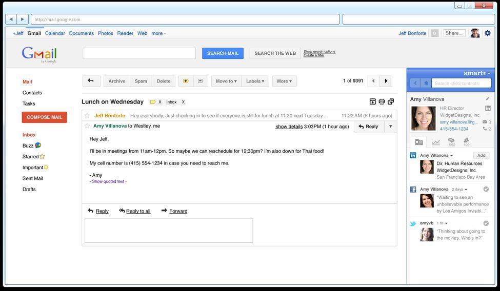 Vorschau Smartr Inbox - Bild 2