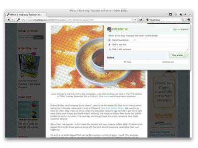 Vorschau Clip to Evernote for Firefox - Bild 2