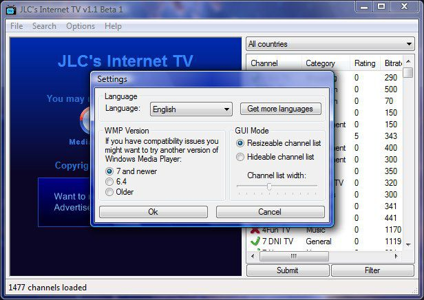 Vorschau JLCs Internet TV - Bild 2
