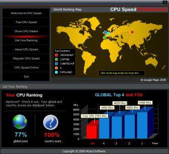 Vorschau CPU Speed Professional - Bild 2
