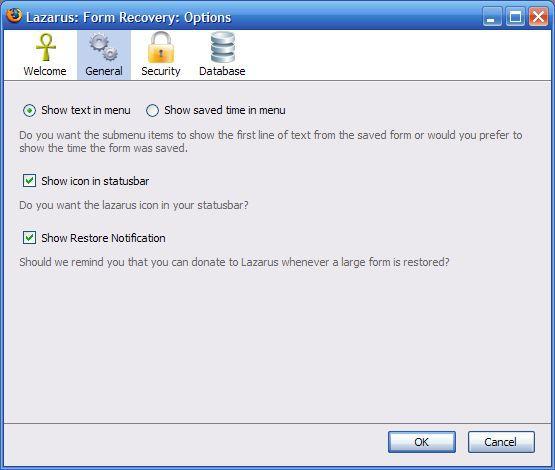 Vorschau Lazarus Form Recovery for Firefox - Bild 2