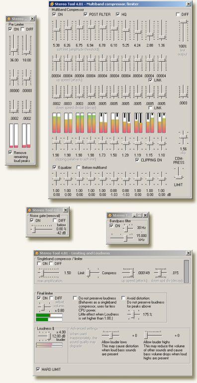 Vorschau Stereo Tool - Bild 2