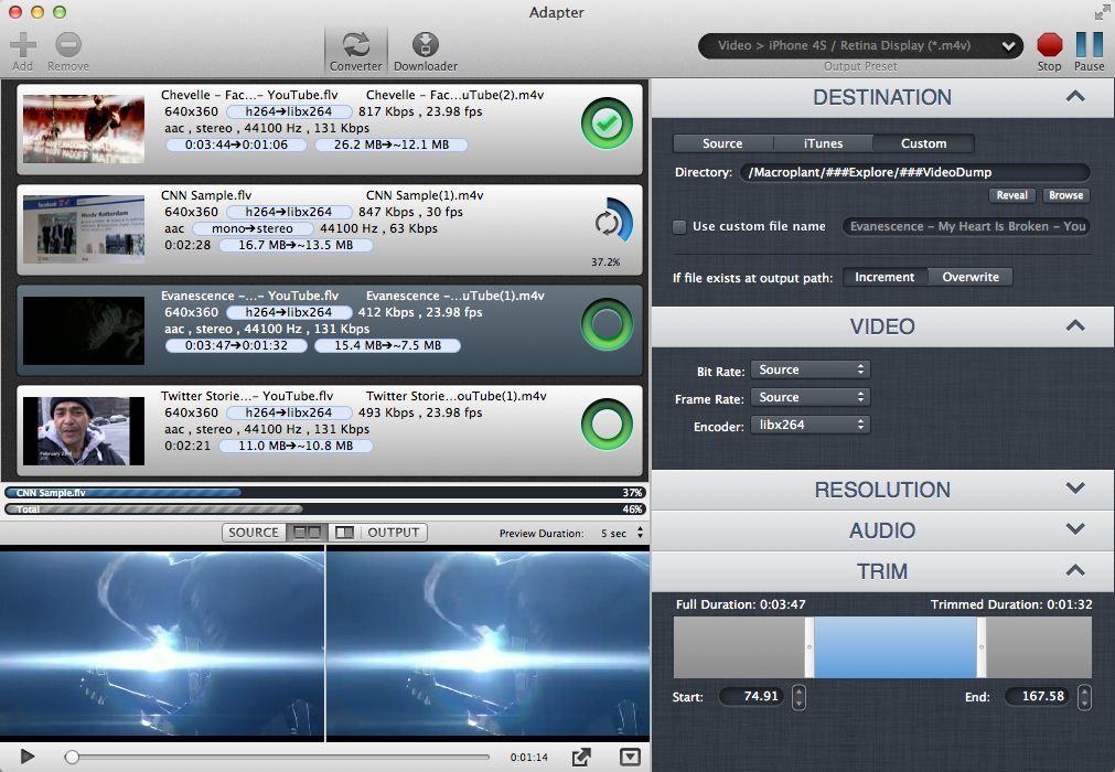 Vorschau Adapter for Mac - Bild 2