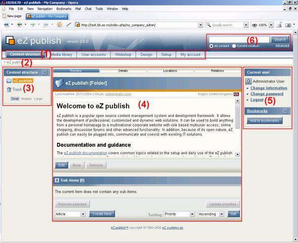 Vorschau BitNami eZ Publish Stack - Bild 2