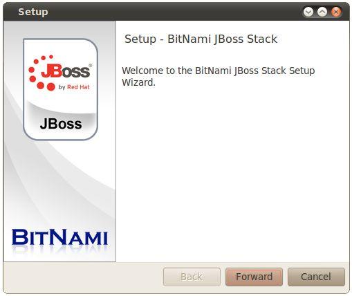 Vorschau BitNami JBoss Stack - Bild 2