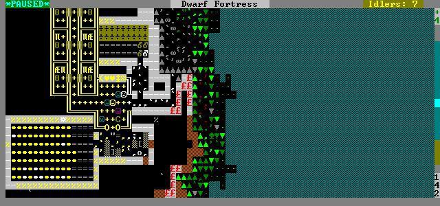 Vorschau Dwarf Fortress - Bild 2