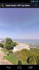 Vorschau Street View in Google Maps - Android App - Bild 2