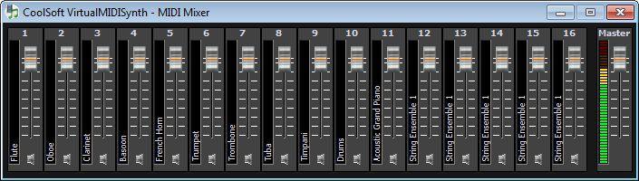 Vorschau VirtualMIDISynth - Bild 2