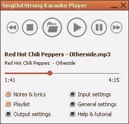 Vorschau SingOutStrong Karaoke Player - Bild 2
