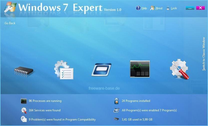 Vorschau Windows 7 Expert - Bild 2
