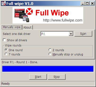 Vorschau Full Wipe - Bild 2