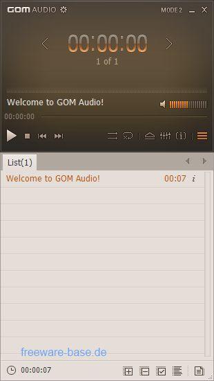 Vorschau GOM Audio - Bild 2