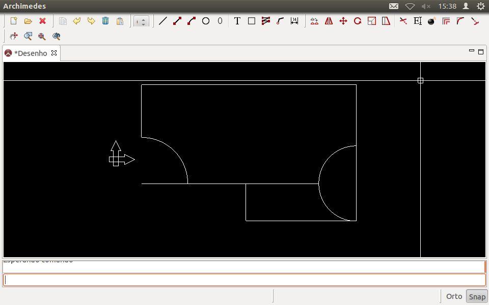 Vorschau Archimedes - An architecture open CAD for Linux - Bild 2