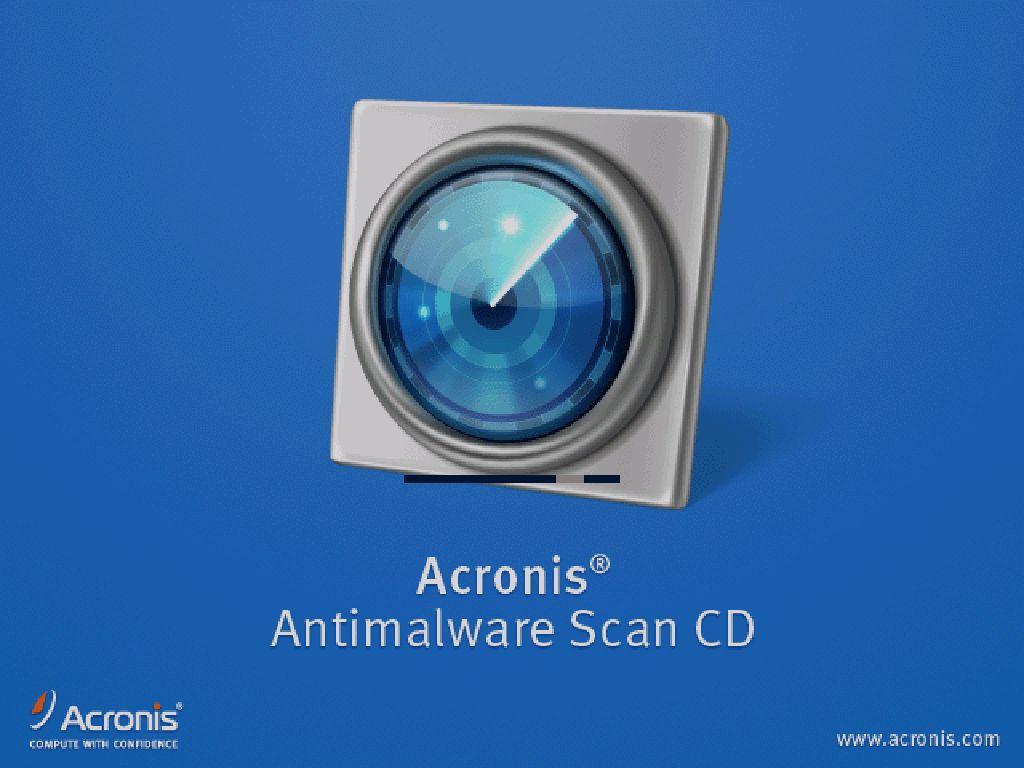 Vorschau Acronis Antimalware CD - Bild 2