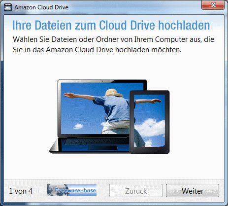 Vorschau Amazon Cloud Drive - Bild 2