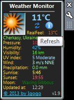 Vorschau Weather Monitor - Bild 2