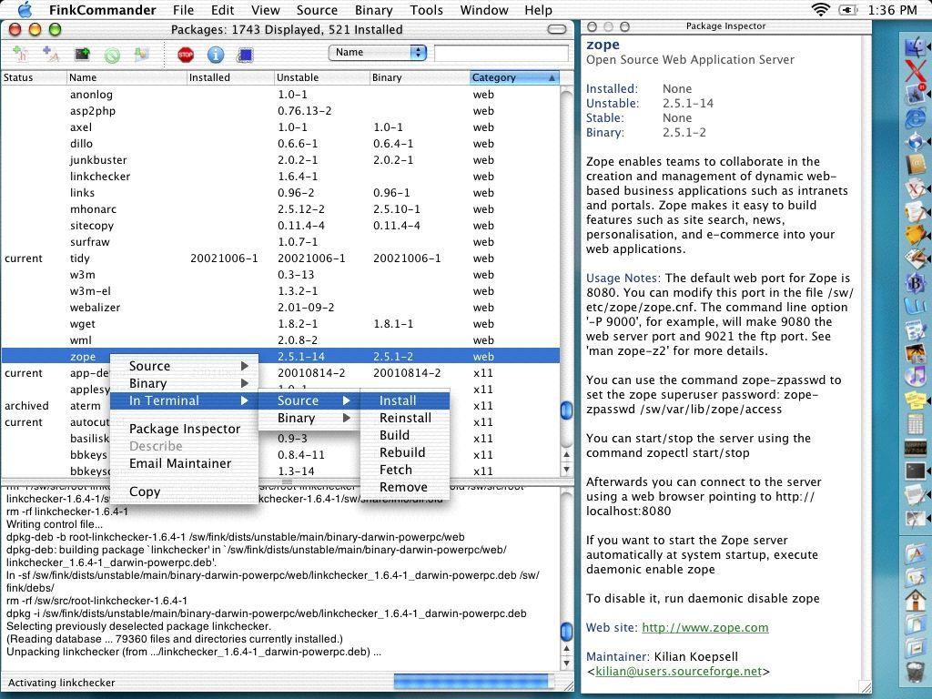 Vorschau FinkCommander for Mac - Bild 2