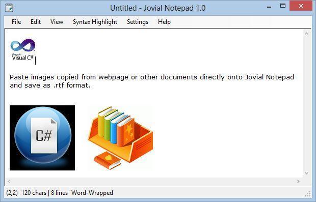 Vorschau Jovial Notepad - Bild 2