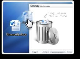 Vorschau Securely File Shredder - Bild 2