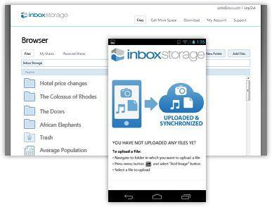Vorschau Inbox Storage - Bild 2