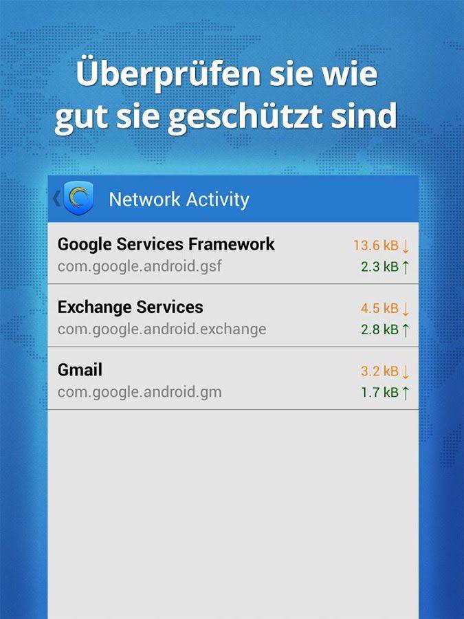 Vorschau Hotspot Shield VPN for Android - Bild 2