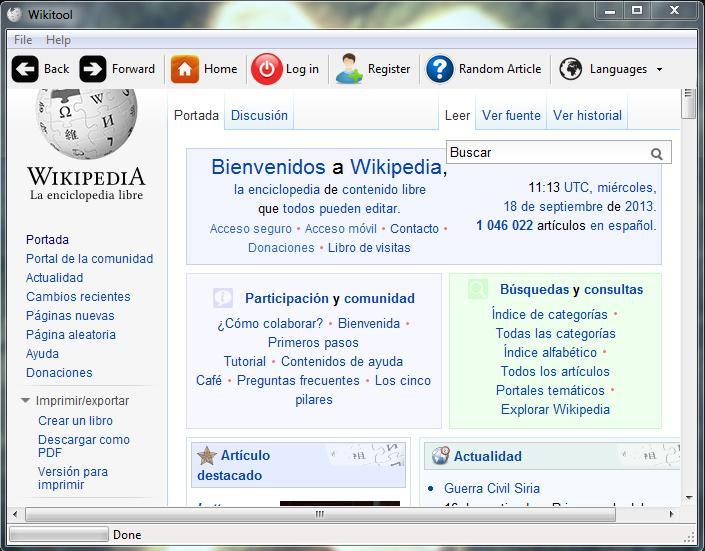 Vorschau WikiTool - Bild 2