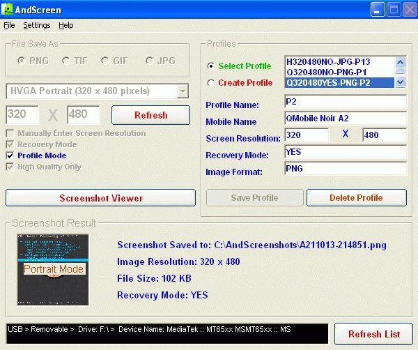 Vorschau AndScreen - Bild 2