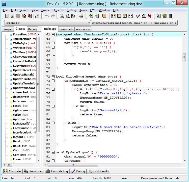 Vorschau DEV-C++ Portable - Bild 2