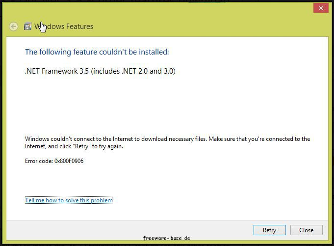 Vorschau Windows 8 Features Download Fix - Bild 2