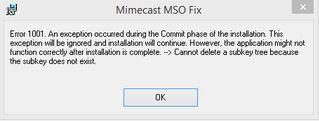 Vorschau Mimecast MSO Fix - Bild 2