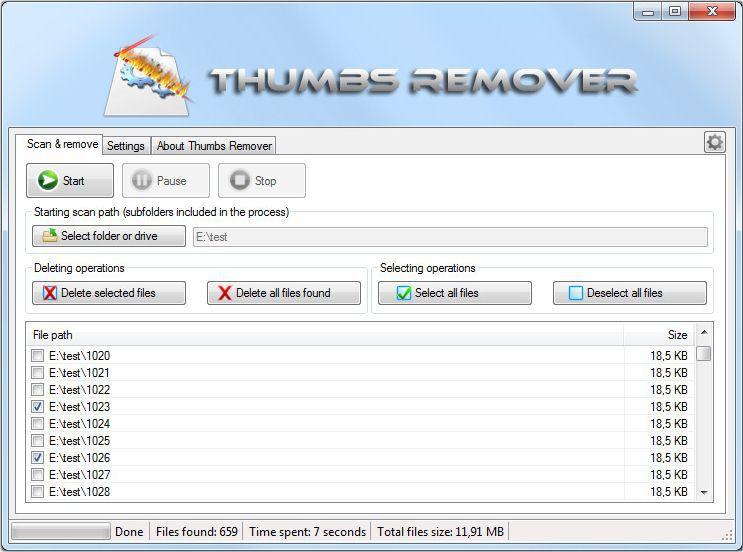 Vorschau Thumbs Remover - Bild 2