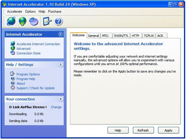 Vorschau Pointstone Internet Accelerator - Bild 2