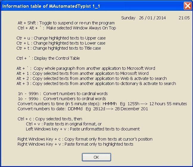 Vorschau Multilingual Automated Typist - Bild 2