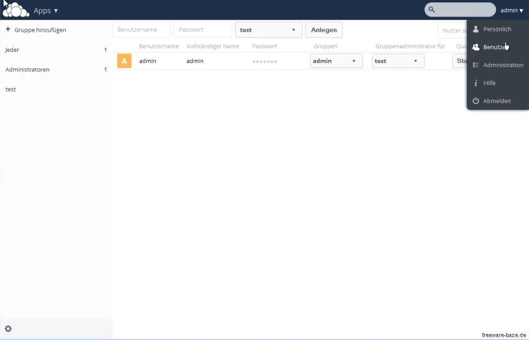 Vorschau Bitnami ownCloud für MAC - Bild 2