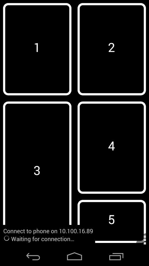 Vorschau DroidPad - Bild 2