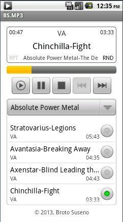 Vorschau BS.MP3 for Android - Bild 2