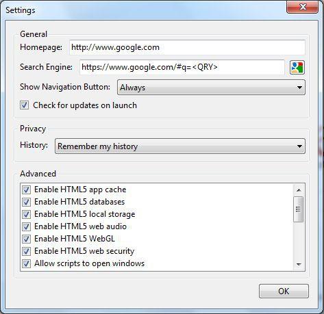 Vorschau Quantum Browser - Bild 2